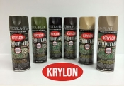 Krylon Fusion Camouflage - 6 PACK